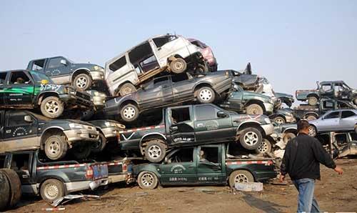 报废汽车回收拆解