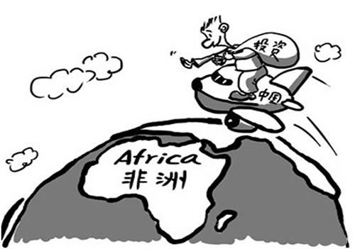 非洲建筑矢量图