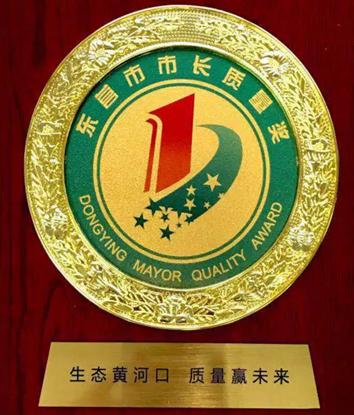 万达集团尚吉永获市长质量奖