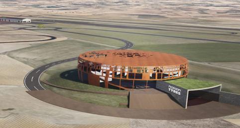 诺记轮胎开建第三个测试中心