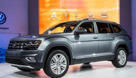 锦湖轮胎拿下大众Atlas配套业务