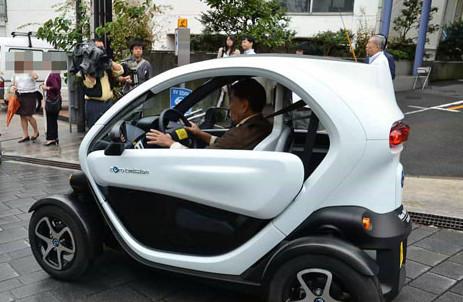 日本首批超小型汽车获批公路行驶